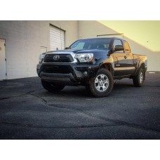 ADHD - Adventure Driven Hardcore Design - Stainless Steel Toyota Tacoma Front Skid Plate