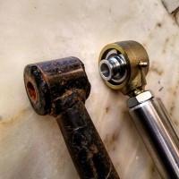 panhard bar rebuild parts