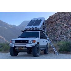 ADHD - Adventure Driven Hardcore Design Mitsubishi Montero Plate Steel Modular Bumper System
