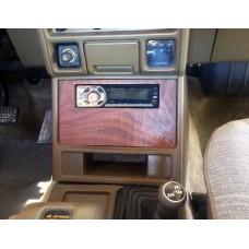Castillo Customs - Top Quality Custom Wood Trim - Gen 1 Montero Trim