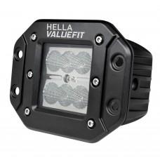 Hella 6 LED Flush Mount Flood Lamp