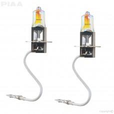 PIAA H3 Plasma Ion Yellow Halogen Bulbs (Pair)