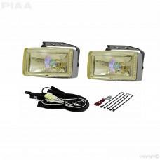PIAA 2000 Ion Yellow Rectangular Fog Light Kit