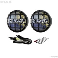 piaa 520 plasma ion yellow 85w fog light kit - black