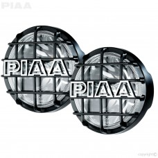 PIAA 520 SMR White Driving Light Kit - Black