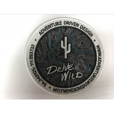 Adventure Driven | 4 inch Drive Wild patch