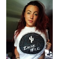 Adventure Driven | Drive Wild Uni-Sex T-Shirt