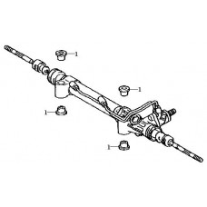 Adventure Driven | Lexus GX-470 Steering rack mount kit