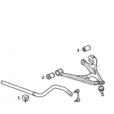 Adventure Driven | H3 Hummer Lower Control Arm Kit