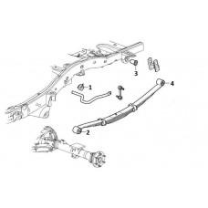 Adventure Driven | Hummer H3 Rear Suspension Kit