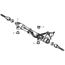 Adventure Driven | Landcruiser 100 Series Steering Rack bushing/mount kit (02.08 - 07.08)